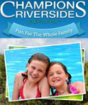 Champions Riverside Resort - 3 Nights Camping w/ Canoe Rental