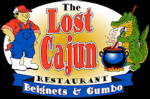 Lost Cajun - $50.00 in Certificates